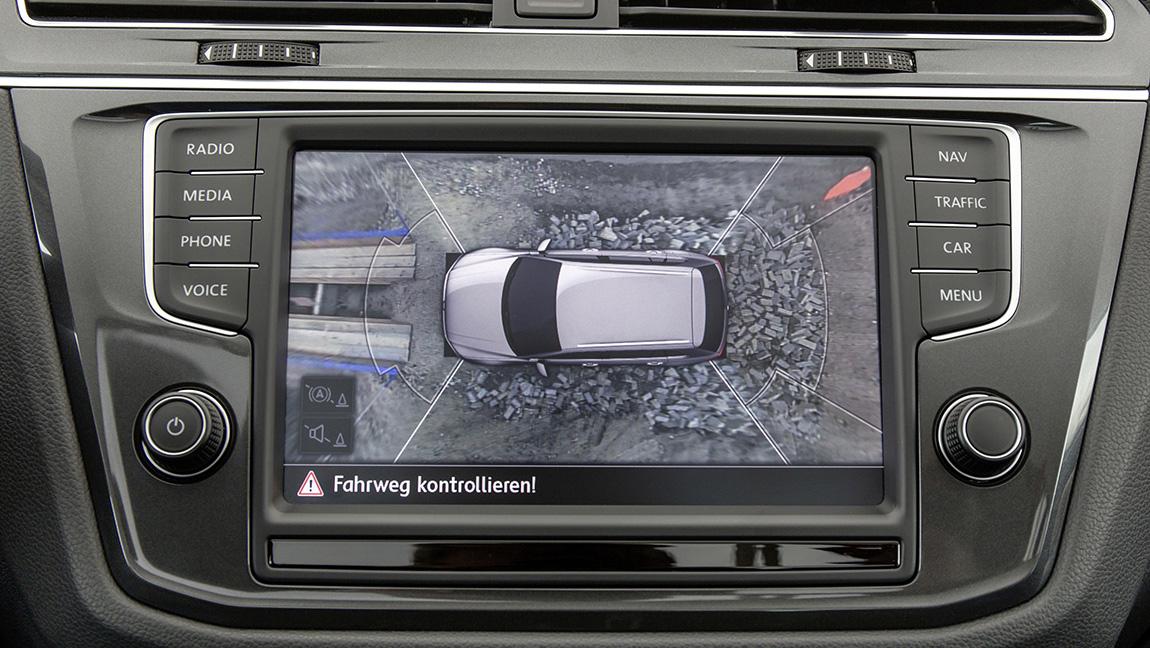 VW Tiguan Parkassist Kaufberatung