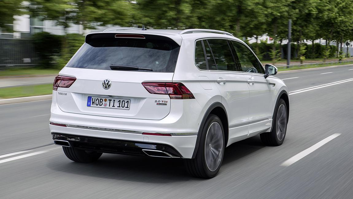VW Tiguan Kaufberatung