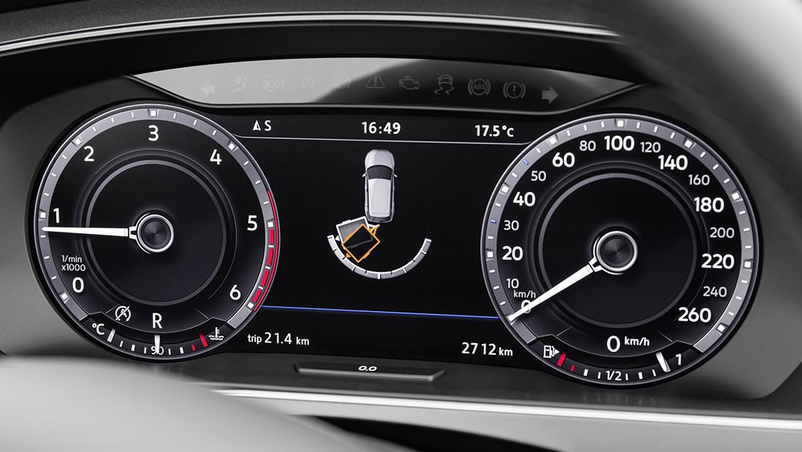 VW Tiguan Trailer Assist Kaufberatung