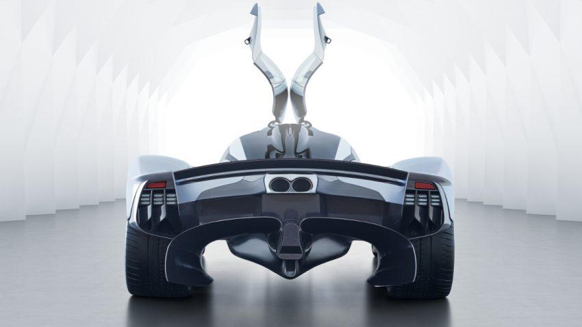 So mächtig klingt der V12 des Aston Martin Valkyrie
