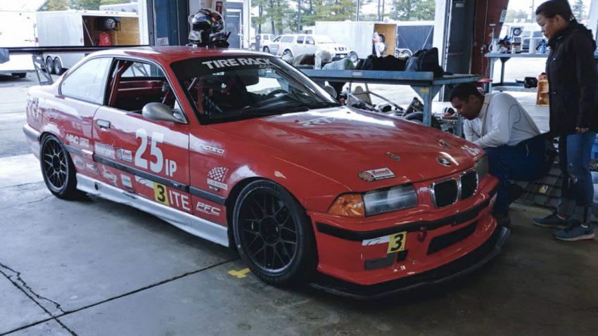 Irre Aufholjagd: Dieser BMW E36 M3 zeigt, wie's geht
