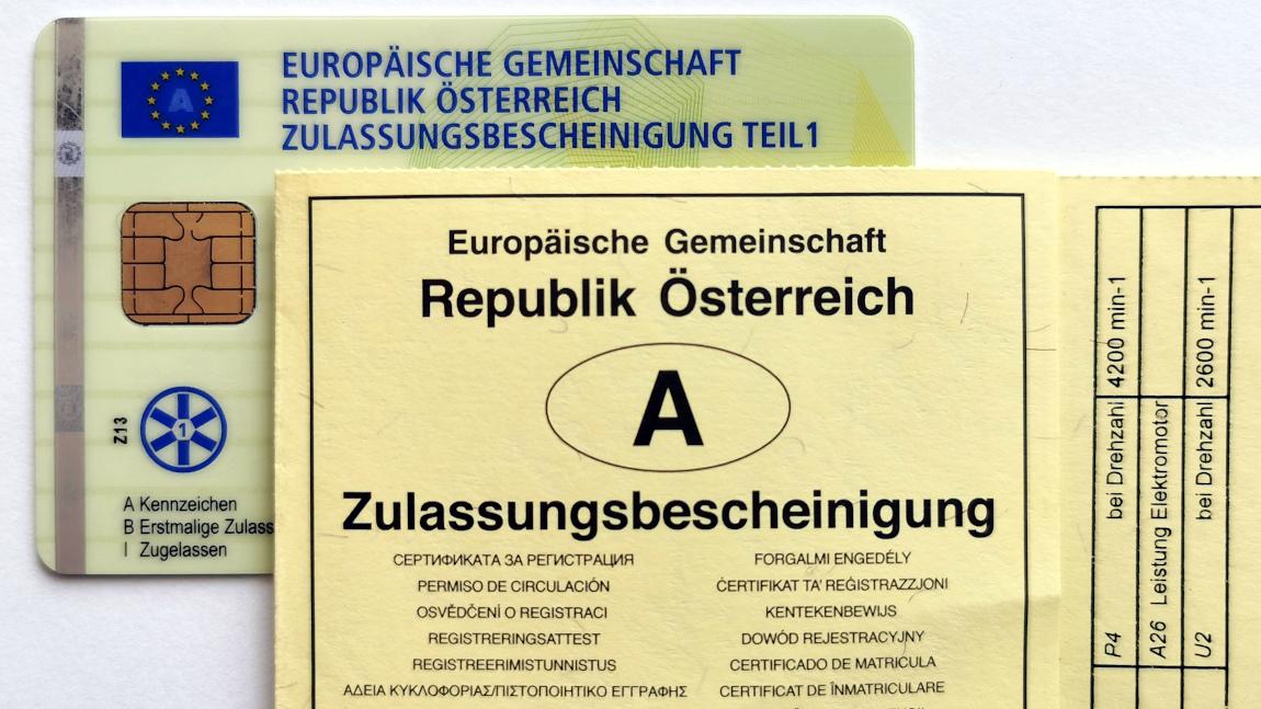 Auto anmelden: Wichtige Infos zur Kfz-Zulassung in Österreich