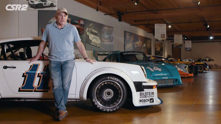 Einblick in eine der fantastischsten Porsche-Sammlungen der Welt