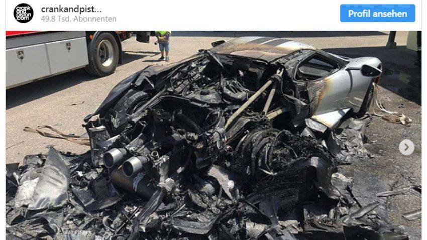 Ford GT: Rückruf wegen Brandgefahr