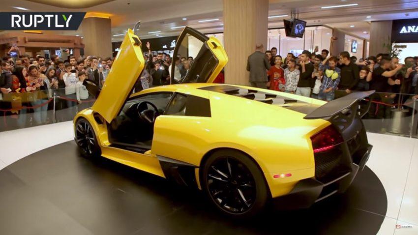 """""""Iranischer Lamborghini"""": Dieser falsche Murciélago fährt mit einem Hyundai-V6"""