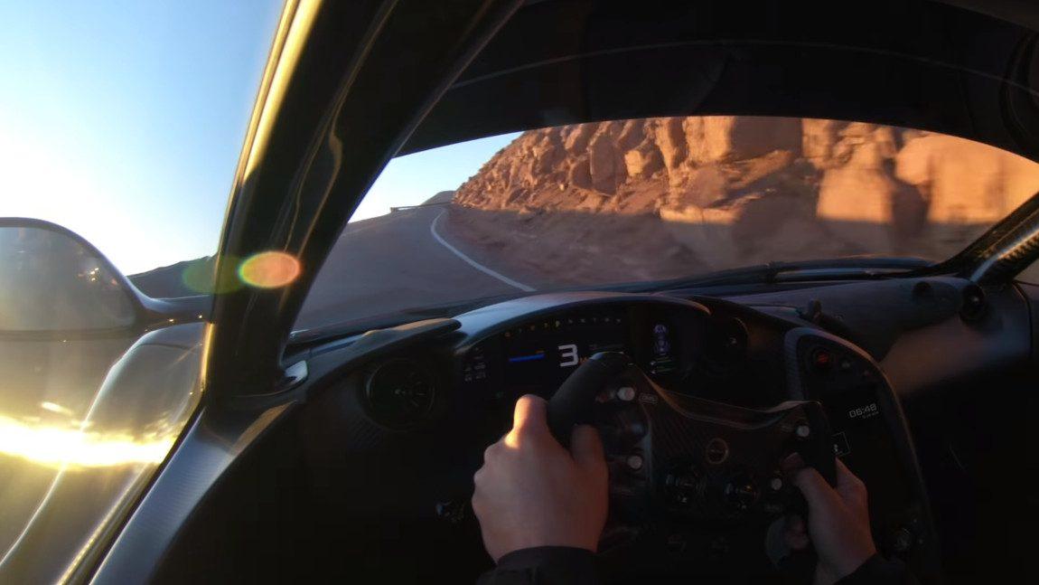 Pikes Peak Hill Climb feat. McLaren P1 LM