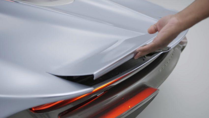 Schlangenauto: Der biegsame McLaren Speedtail im Lokalaugenschein
