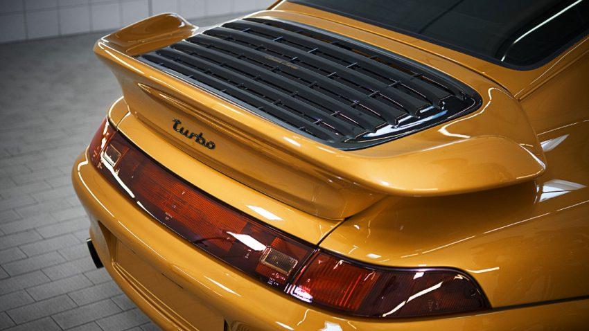 """Porsche """"Project Gold"""" für 2,7 Millionen Euro versteigert"""