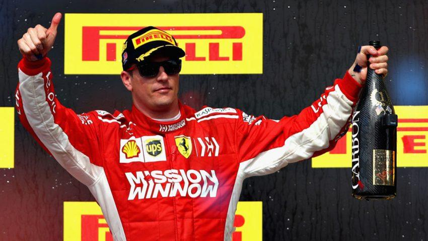 Kimi Räikkönen ist nach 21 GP-Siegen der erfolgreichste Finne in der Formel 1