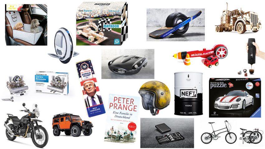 Unser Geschenkeratgeber: 18 Ideen