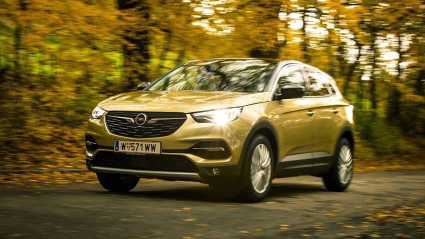Opel Grandland X 1,5 CDTI: Ein Opel ist ein Opel, auch wenn er gar kein Opel ist