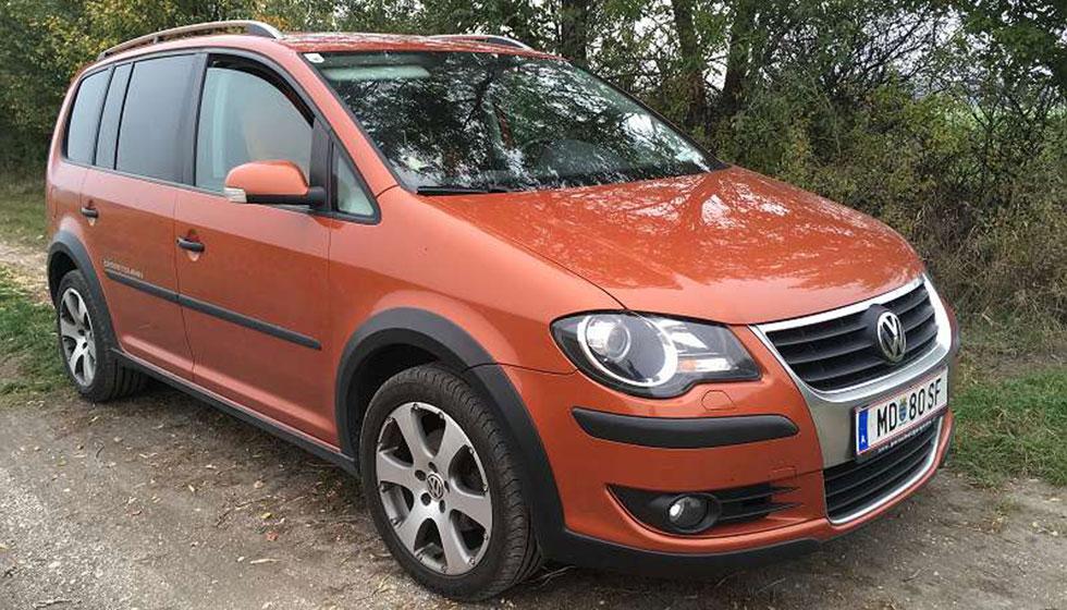VW Touran Cross 2,0 TDI DSG