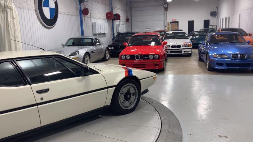 Diese BMW-Sammlung ist ein Traum - und steht jetzt zum Verkauf