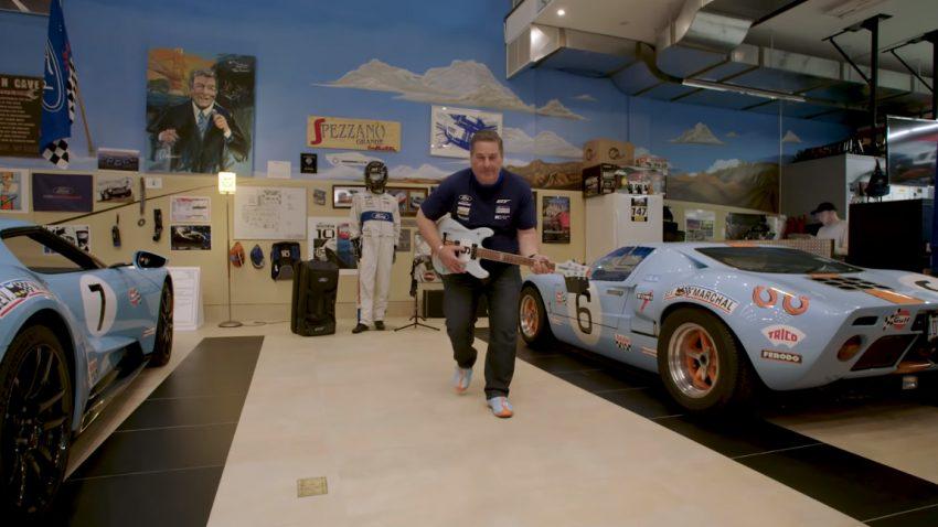 Dieser Mann ist der vielleicht größte Ford-Fan der Welt - und das ist seine Autosammlung