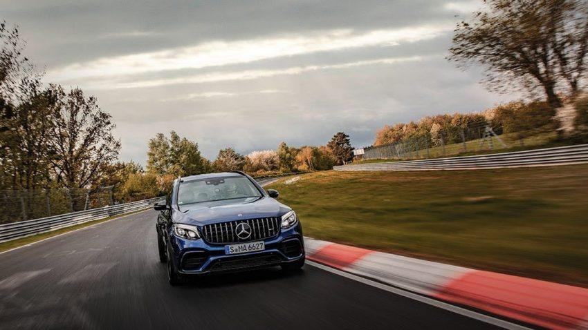 Neuer Nürburgring-Rekord: Der Mercedes-AMG GLC 63 S ist das schnellste SUV auf der Nordschleife