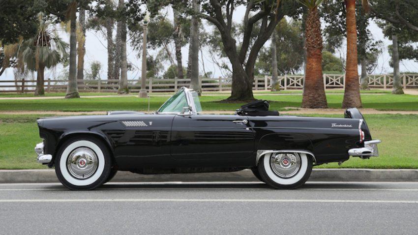 Dieser Ford Thunderbird wurde für 490.000 Dollar versteigert - dank seiner prominenten Vorbesitzerin