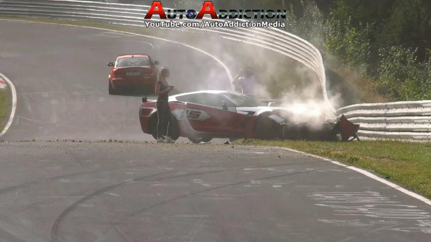 Worst Of Nürburgring 2018