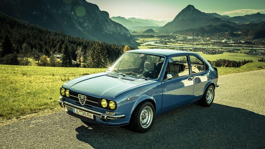 Kaufberatung: Alfa Romeo Alfasud