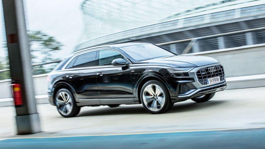 Audi Q8: Müssen, wollen, haben, können