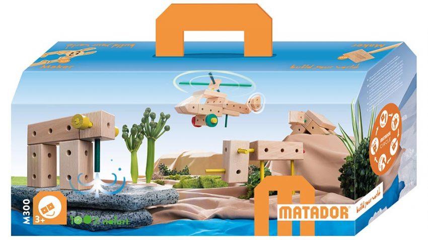 Die besten Baukästen von Matador für Kinder ab 3 Jahre