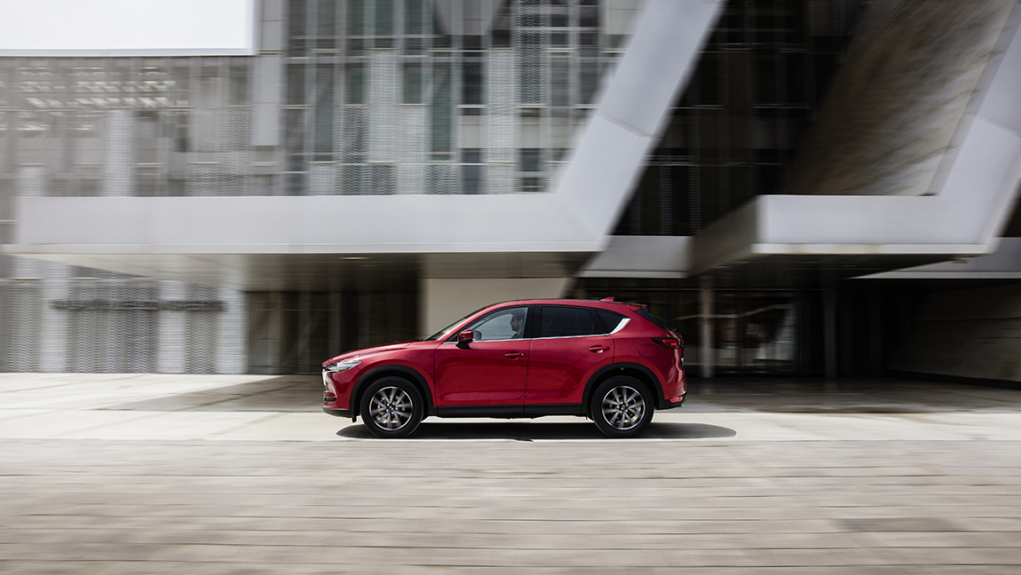 Mazda CX-5 Kaufberatung Konfigurator technische Daten Ausstattungen Preise
