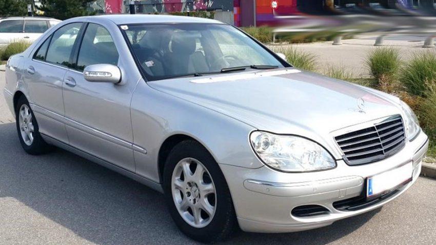 Mercedes Benz S 320 CDI