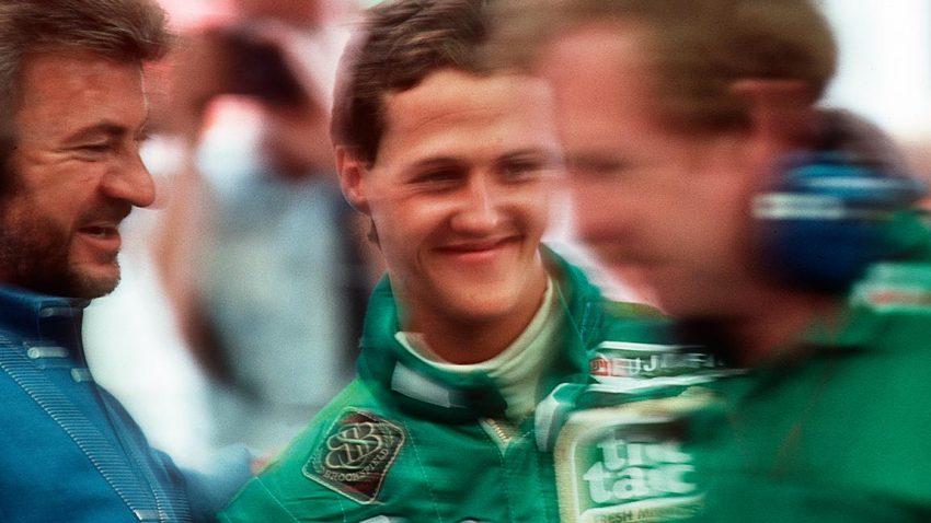 Michael Schumacher und der Ring der Erleuchtung