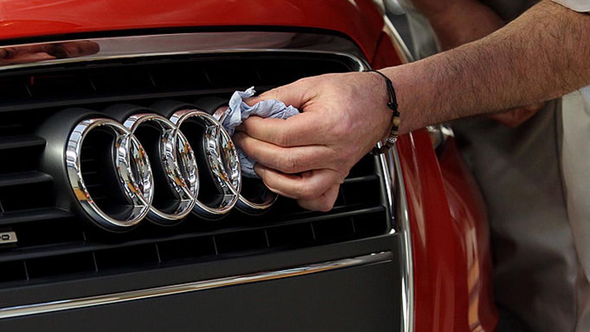 Vier Ringe im Fokus: Die Geschichte des Audi-Logos