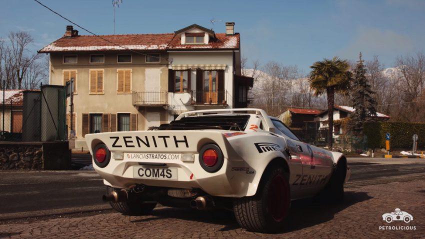 Dieser Lancia Stratos wird immer noch gefahren, als wäre es 1974