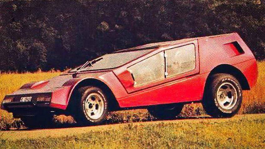 Die 10 durchgeknalltesten Sportwagen