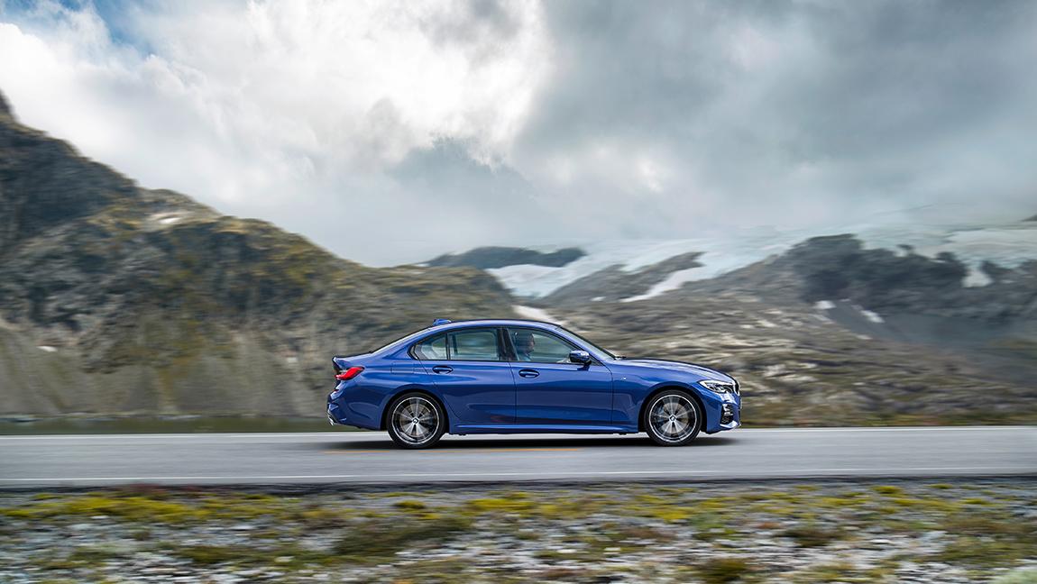 BMW 3er Limousine Kaufberatung Konfigurator