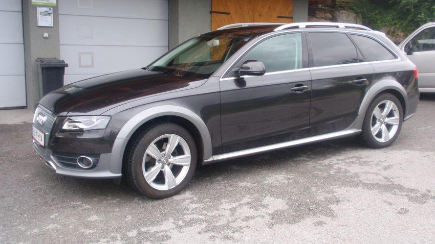 Gebrauchtwagen Audi A4 Allroad