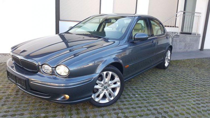 Jaguar X-Type 2.5 V6 Sport Automatik