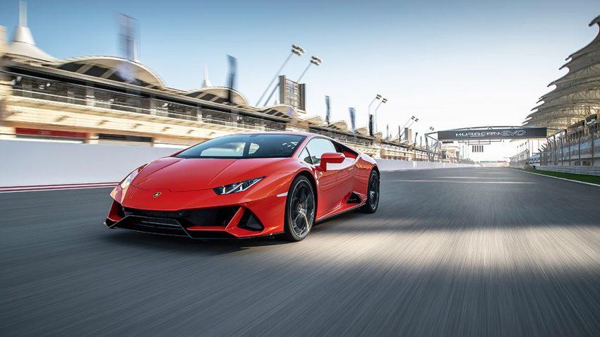 Lamborghini Huracán Evo: Liest dir aus der Hand