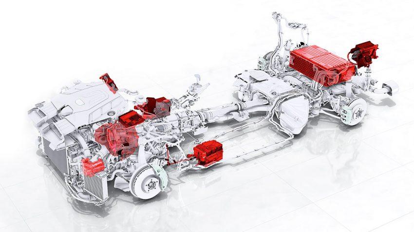 Neue Hybridantriebe: Verbrenner unter Spannung