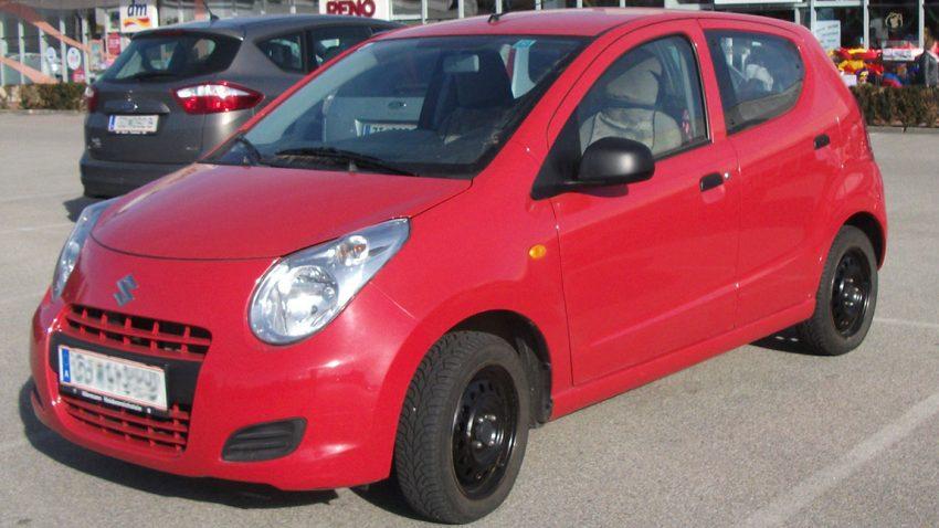 Suzuki Alto 1.0 sdr