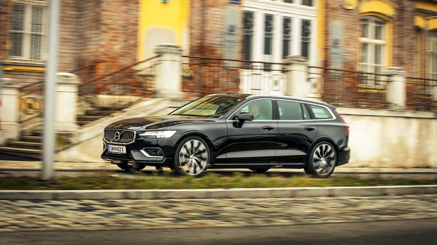 Volvo V60 D4: Reich in der Mitte