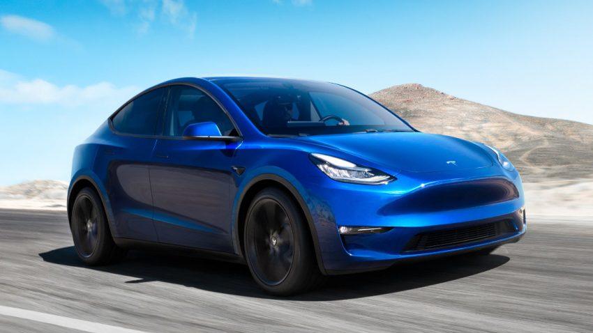 Tesla Model Y: Alle Infos zum neuen Kompakt-SUV