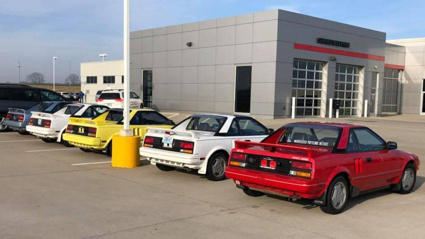 Amerikaner tauscht fünf (!) Toyota MR2 gegen einen (!) Mazda MX-5