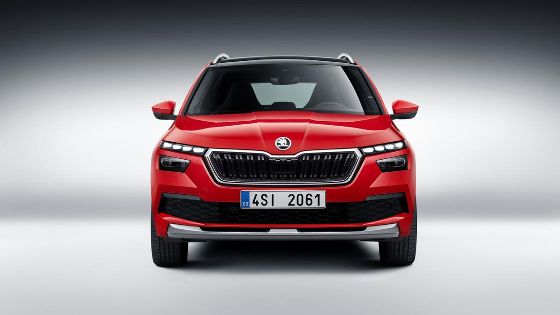 Škoda Kamiq: Alle News & Infos zum neuen City-SUV