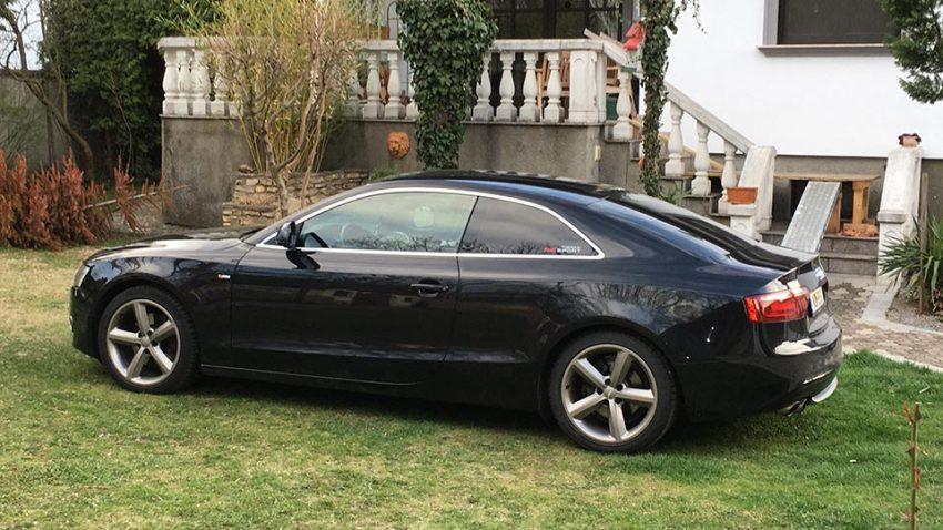 Audi A5, 2,7l, V6, S-Line