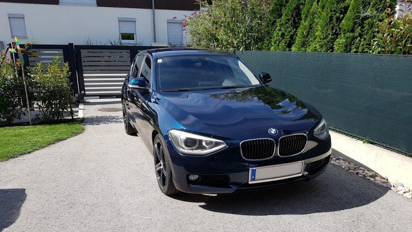 BMW F20 116i