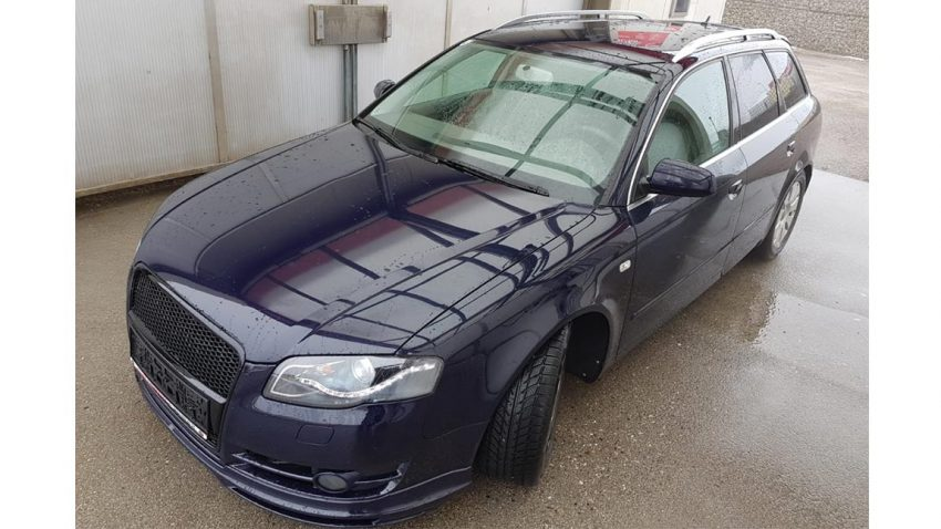 Audi A4 B7 AVANT QUATTRO