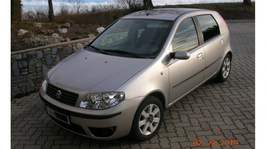 Fiat Punto 1,9 JTD Emotion Turbodiesel