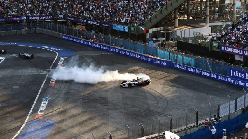 Formel E in Mexiko: Dramatisches Finish im vierten Saisonrennen