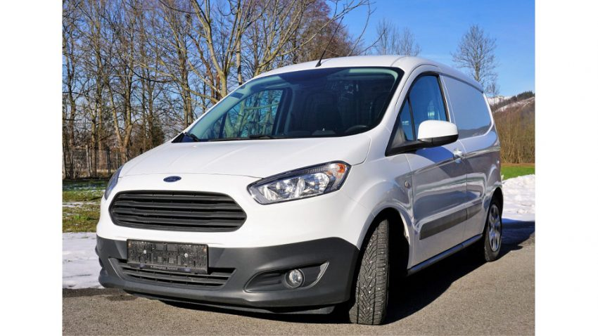 Ford Transit Courier Trend 70kW 1,6 l TDCi