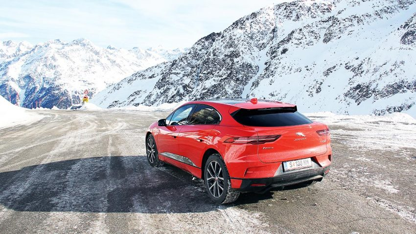 Test: Fernreise im Jaguar I-Pace?