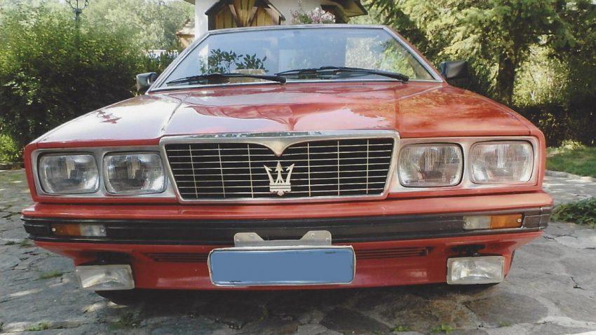 Maserati Biturbo Spyder 2,5 Zagato