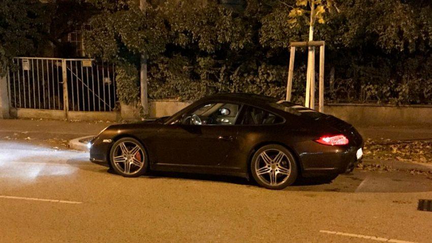 Porsche 911/997 4s pdk