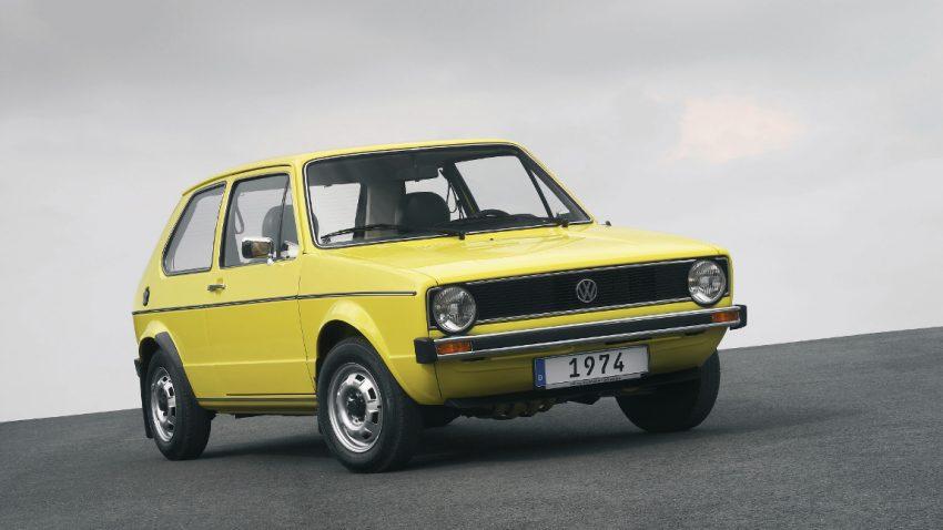 Happy Birthday: 45 Jahre VW Golf!